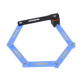 ABUS uGrip Bordo 5700 Pyörälukko , sininen